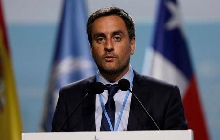 Entrevista a Juan Cabandié, Ministro de Medio Ambiente y Desarrollo Sustentable