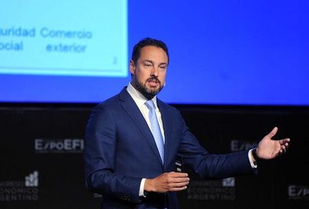 Presentación de Leandro Cucciolo, Director Ejecutivo de la AFIP, en Expo EFI 2019
